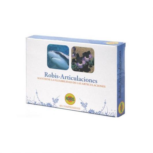 Robis-Articulaciones 500mg Robis, 60 comprimidos