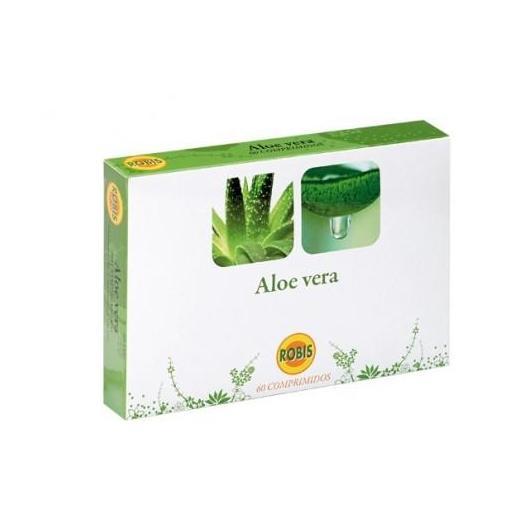 Aloe Vera 400 mg Robis, 60 comprimidos