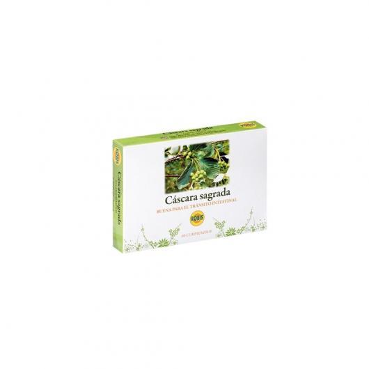 Cáscara Sagrada 350 mg Robis, 60 comprimidos