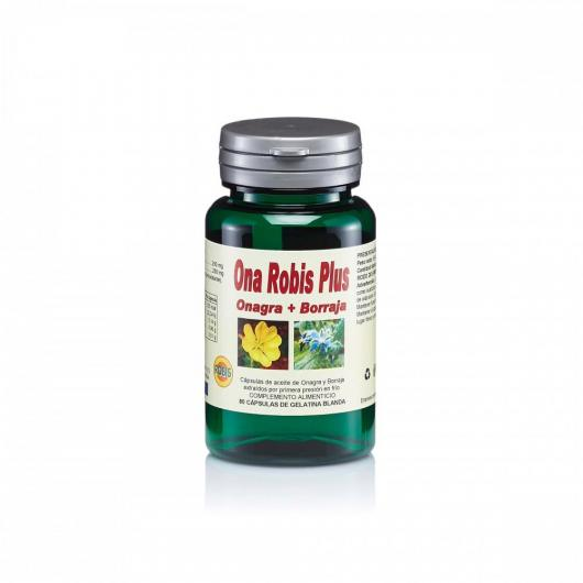 Ona Robis Plus 700 mg Robis, 80 cápsulas