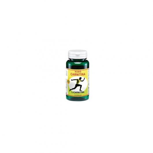 Robis Carnitina 600 mg Robis, 60 cápsulas