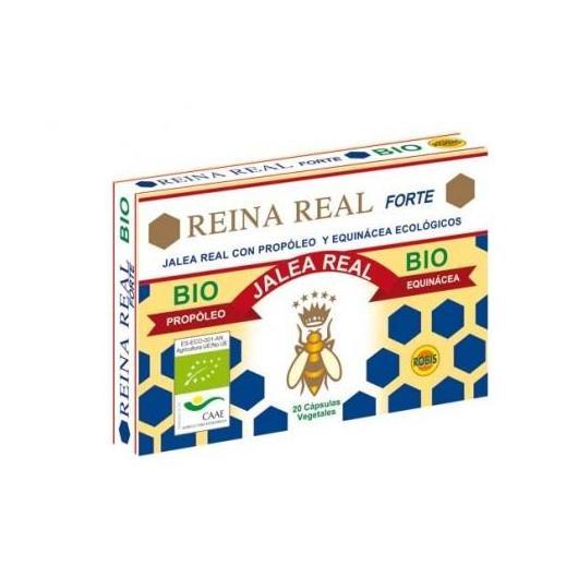 Reina Real Bio Forte Robis, 20 cápsulas