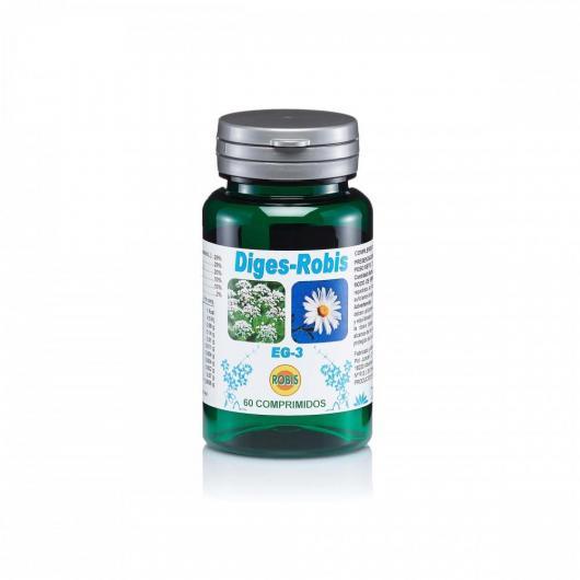 EG 3 (Digestivo) 350 mg Robis, 60 comprimidos
