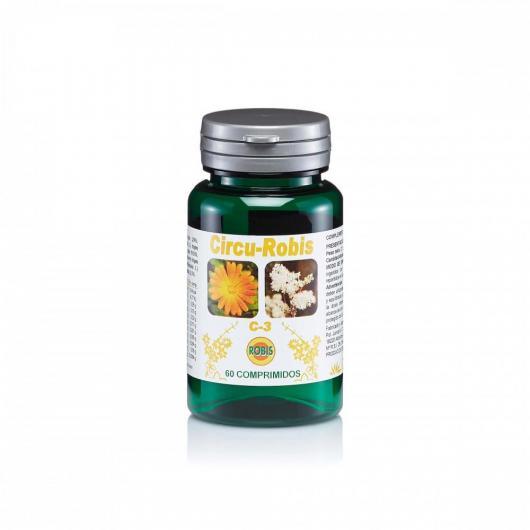 C 3 Circu-Robis (Vasodilat) 350 mg Robis, 60 comprimidos