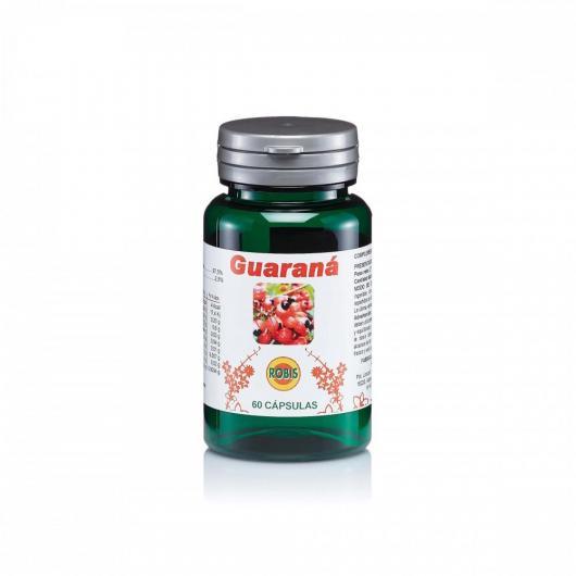 Guaraná 450 mg Robis, 50 cápsulas