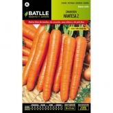 Sementes de cenoura Nantesa 2 Urgelba