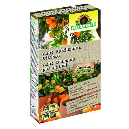 Fertilizzante organico agrumi
