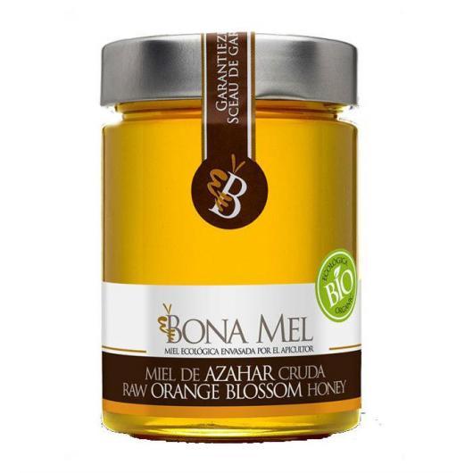 Miel de Azahar Ecológica Bona Mel, 450 g