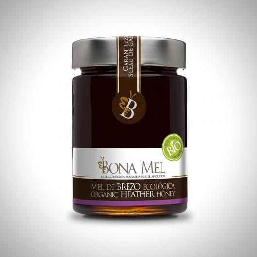 Miel de Brezo Ecológica Bona Mel, 450 g