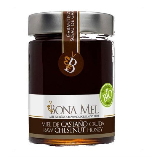 Miel de Castaño Ecológica Bona Mel, 450 g