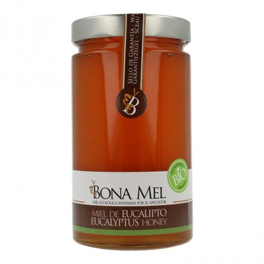 Miel de Eucalipto Ecológica Bona Mel, 900 g