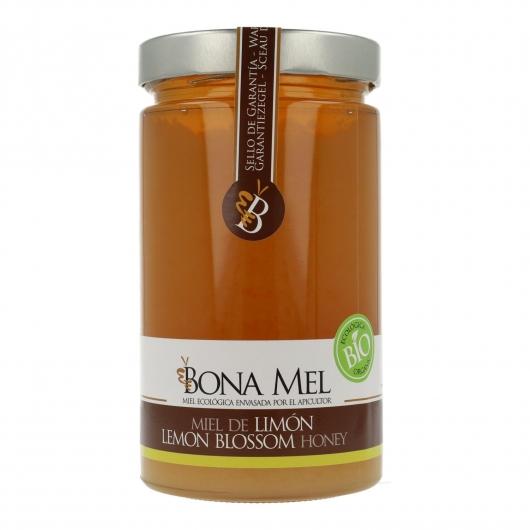 Miel de Limón Ecológica Bona Mel, 900 g