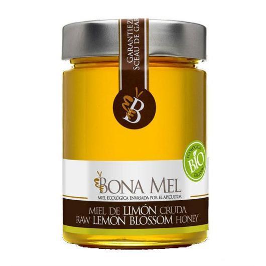 Miel de Limón Ecológica Bona Mel, 450 g