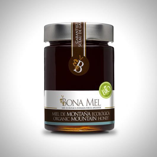 Miel de Montaña Ecológica Bona Mel, 300 g