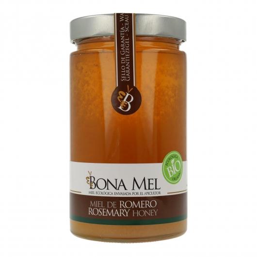 Miel de Romero Ecológica Bono Mel, 450 g