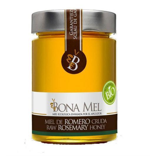 Miel de Romero Ecológica Bona Mel, 300 g