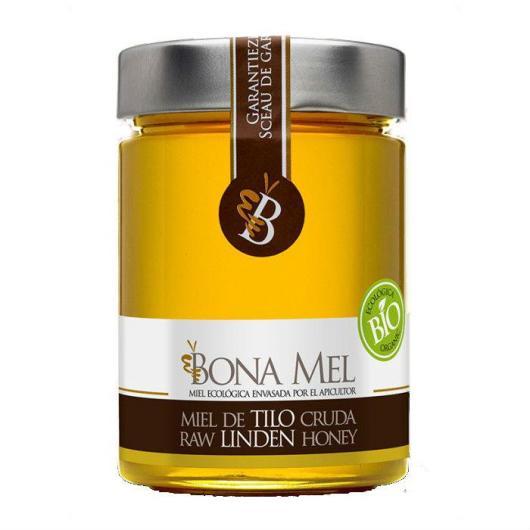 Miel de Tila Ecológica Bona Mel, 450 g