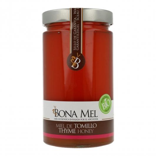 Miel de Tomillo Ecológica Bona Mel, 900 g