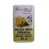 Jalea Real Fresca Ecológica Bona Mel, 20 g