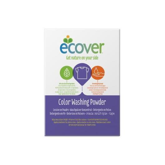 Detergente en polvo Color Ecover, 7.5 kg