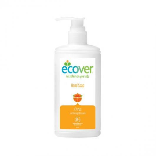 Jabón líquido para manos cítricos Ecover, 250 ml