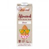 Almond Milk 1L clássico bio ECOMIL