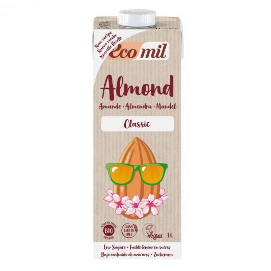 Leche de Almendra classic bio EcoMil 1L