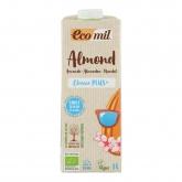 Almond Milk bio cálcio ECOMIL clássico 1L