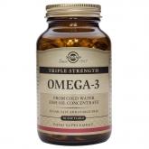 Concentração Triplo Solgar Omega 3 50 cápsulas