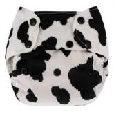 Simplex fralda tudo em um tamanho mais vaca, Simplex