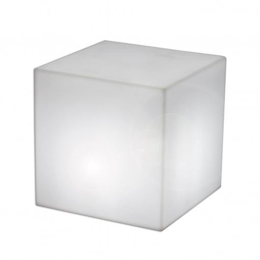 Cubo con illuminazione