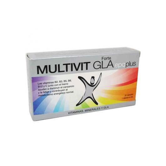 Multivit Gla Epaplus, 30 perlas