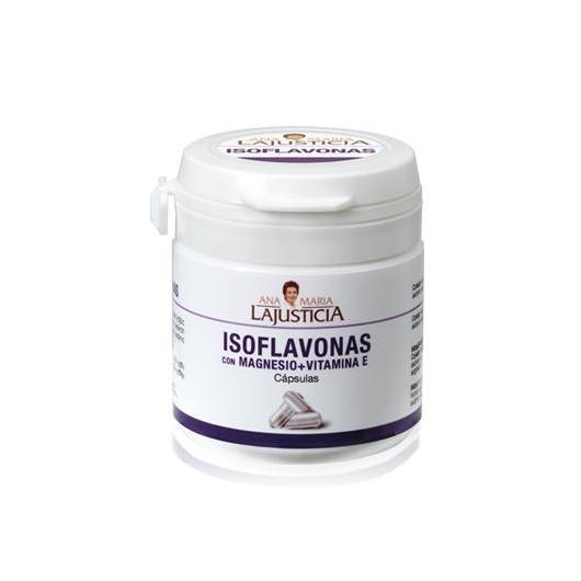 Isoflavonas con Magnesio y Vitamina E Ana María LaJusticia, 30 cápsulas