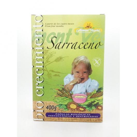 Papilla de trigo sarraceno Aliment Vegetal, 400 g