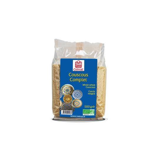 Cuscús integral Celnat, 500 g