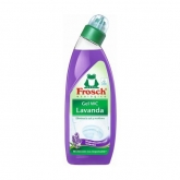 Gel limpia WC Lavanda Eco Froggy, 750 ml