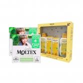 Bio Baby nappies (9-13kg) Pack 4 x 34pcs