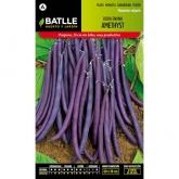 Sementes de Vagem pequena violeta Amethyst 25 gr
