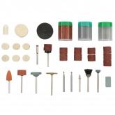 Kit de Acessórios Einhell mini-ferramentas 105 peças