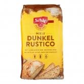 Farinha para pão rústico Brot Mix Dunkel Dr. Schaer 1 kg