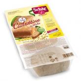 Ciabattine Rustiche senza glutine Dr. Schaer,  200g