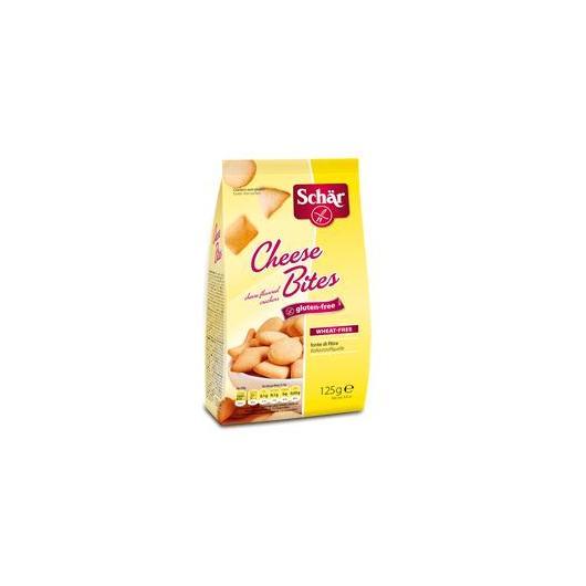 Gallette al formaggio senza glutine Dr. Schaer, 125 g