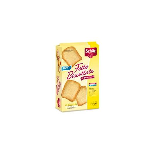 Fette Biscottate senza glutine Dr.Schaer, 165g