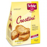 Crostini senza glutine Dr. Schaer, 150 gr
