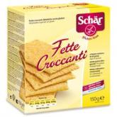 Fette croccanti senza glutine Dr. Schaer, 150 g