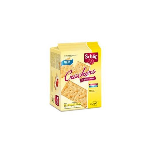 Crackers sin gluten Dr. Schaer, 210g