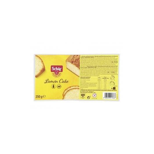 Bizcocho con limón sin gluten Dr.Schaer 250gr