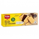Biscotti con Cioccolato senza glutine Dr. Schaer, 150gr