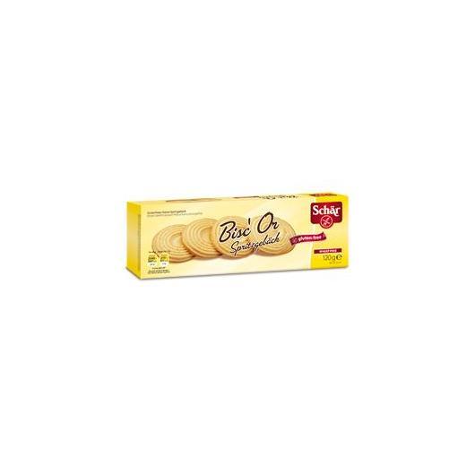 Gallette di burro senza glutine Dr. Schaer, 120g