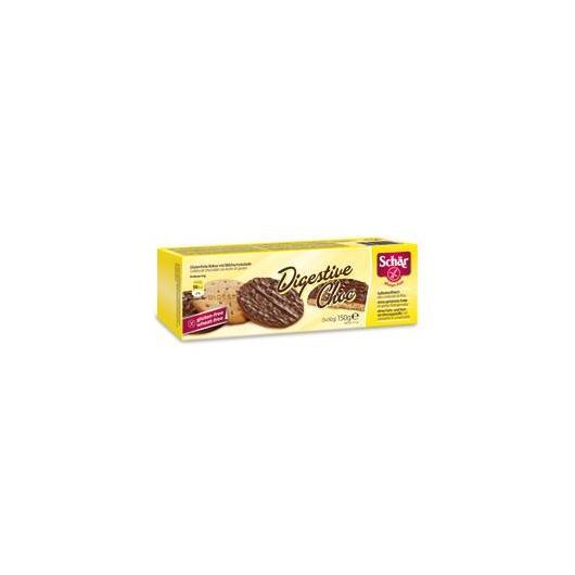 Galletas Digestive Choco sin gluten Dr.Schaer 150g
